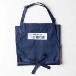 America's Test Kitchen Navy Apron