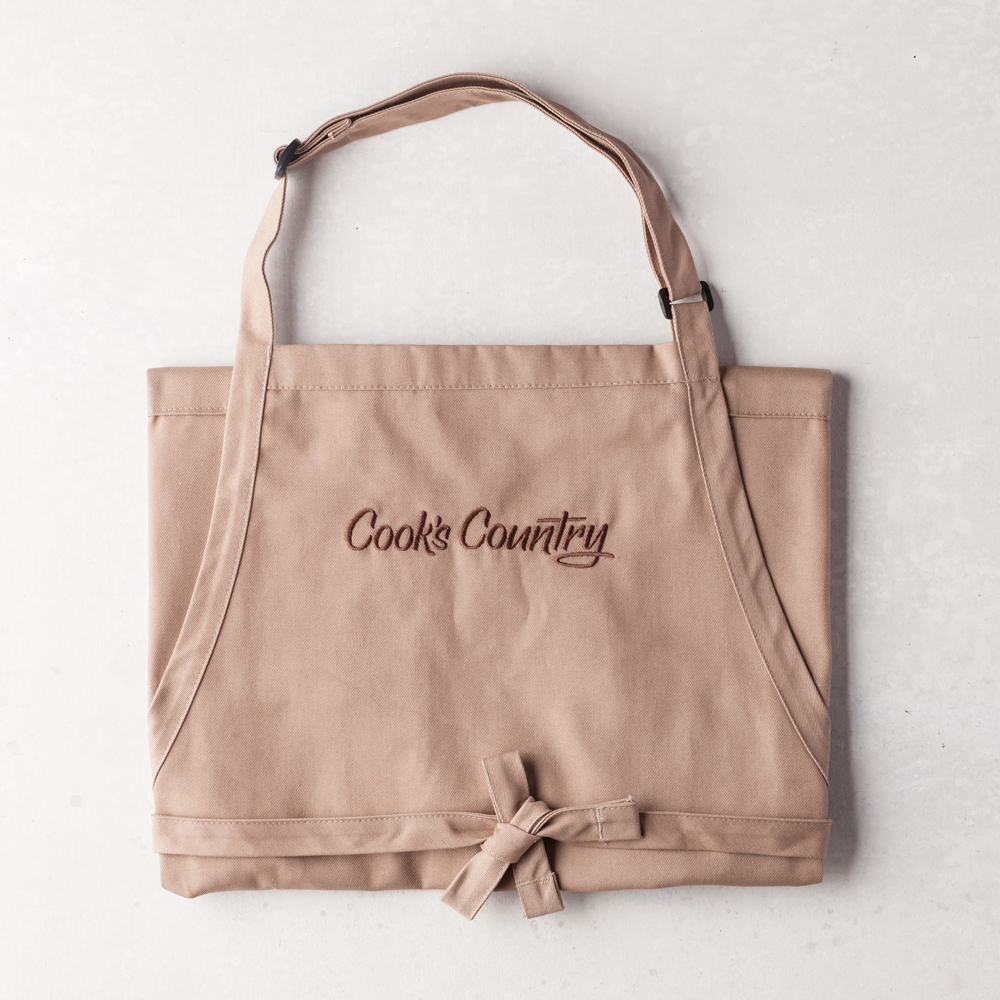 Cook's Country Khaki Apron