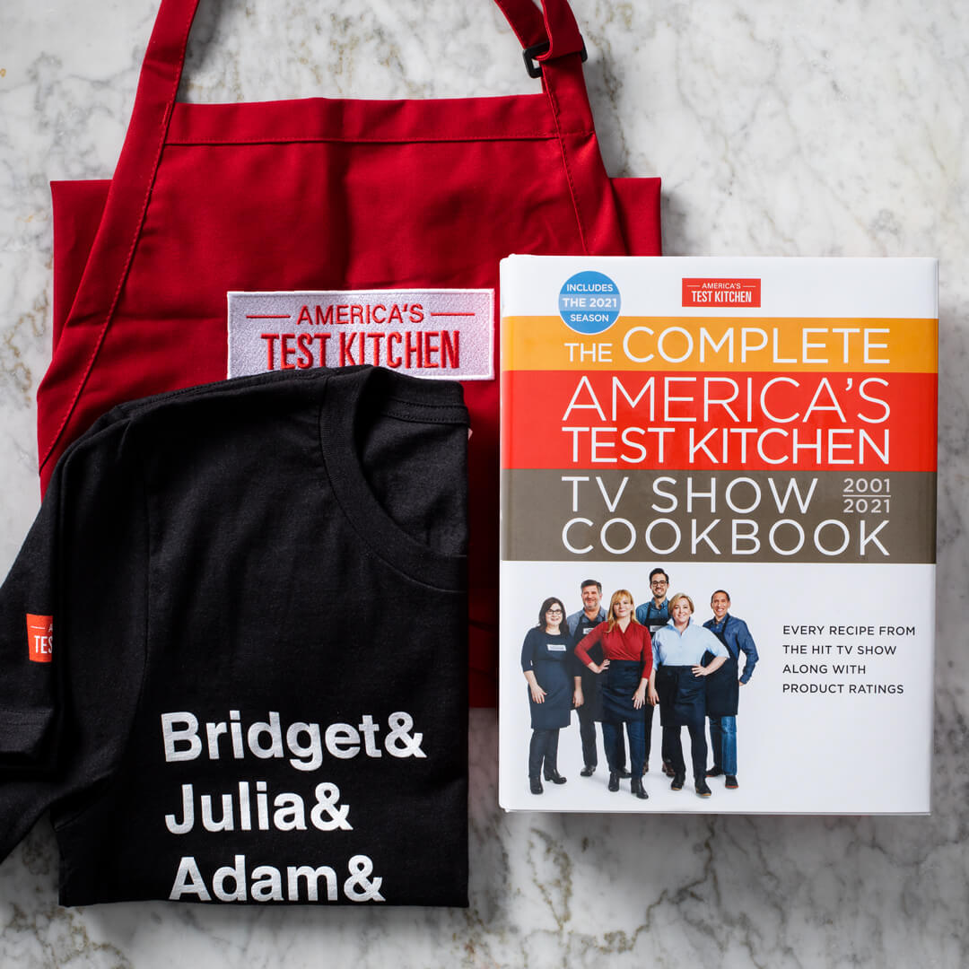 America's Test Kitchen Cast Favorites Bundle