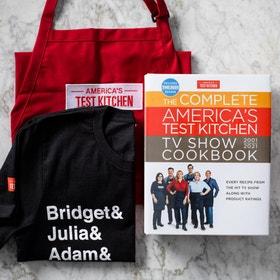 America's Test Kitchen Cast Favorites Bundle