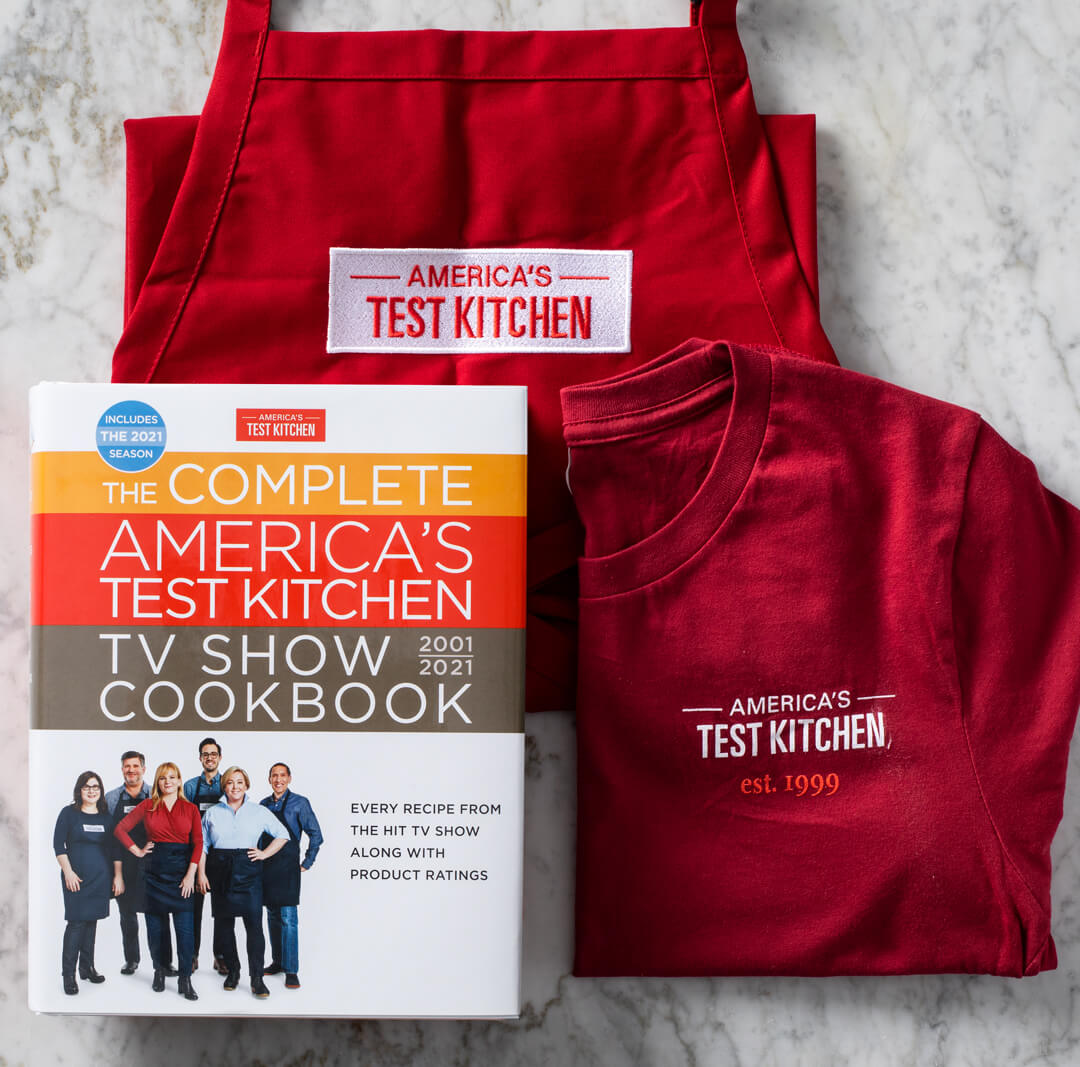 America's Test Kitchen Superfan Bundle
