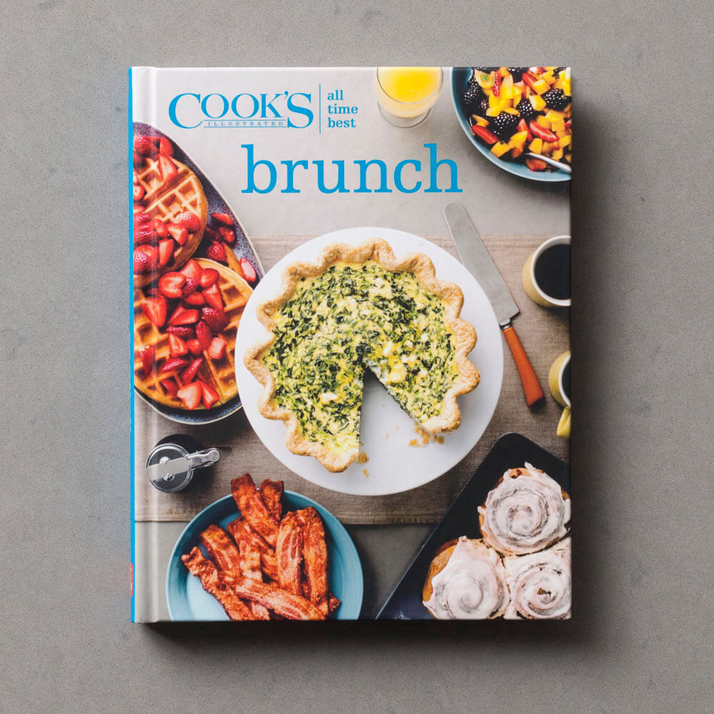 Cook's Illustrated All-Time Best Brunch