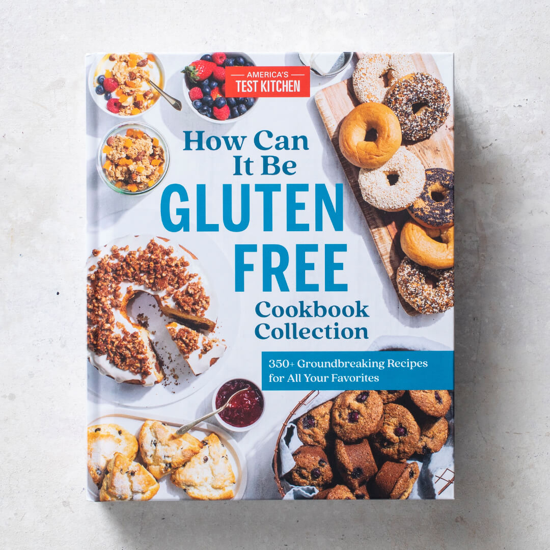 How Can It Be Gluten Free Cookbook Collection