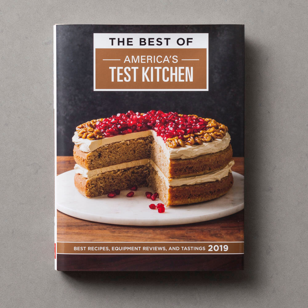The Best of America's Test Kitchen 2019