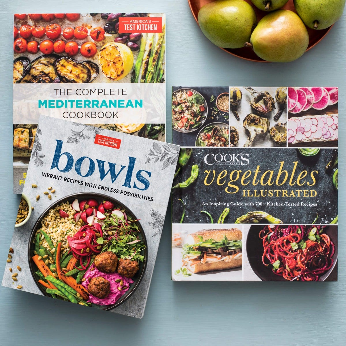 The Eating Healthy Bundle