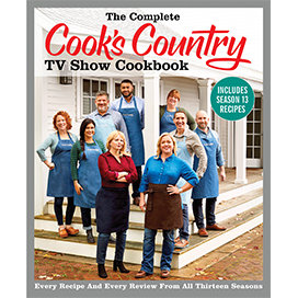 The Complete Cook's Country Season 13 TV Show Cookbook