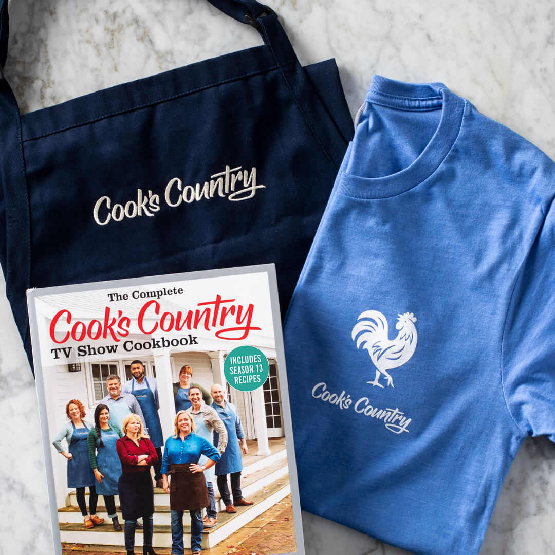 Cook's Country Superfan Bundle