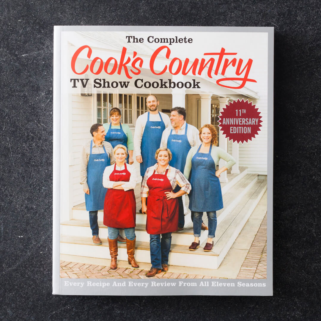 The Complete Cook's Country TV Show Season 11 Cookbook
