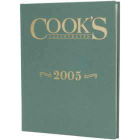 Cook's Illustrated 2005 Annual