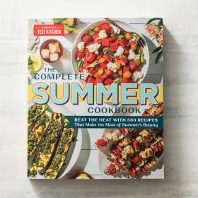 Complete Summer Cookbook