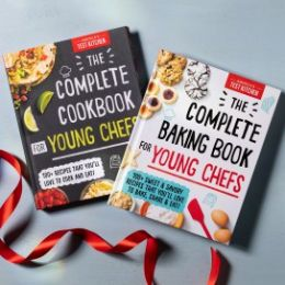 The Young Chef Cooking and Baking Bundle