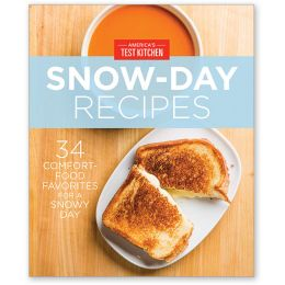 America's Test Kitchen Snow-Day Recipes Digital Issue