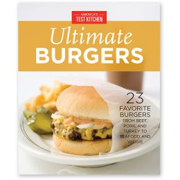 America's Test Kitchen Ultimate Burgers Digital Edition