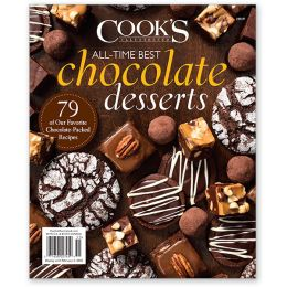 Cook's Illustrated All-Time Best Chocolate Desserts