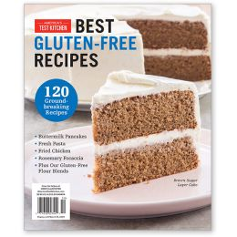 America's Test Kitchen Best Gluten-Free Recipes Special Issue