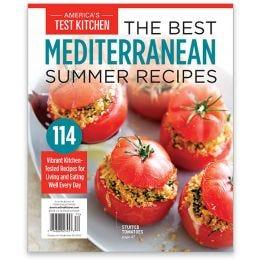 Best Mediterranean Summer Recipes Special Issue