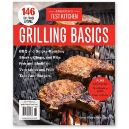 America's Test Kitchen Grilling Basics