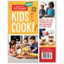 America's Test Kitchen Kids: Kids Cook!