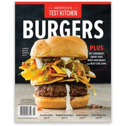 Ultimate Burgers Special Issues