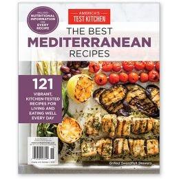 America's Test Kitchen Best Mediterranean Recipes 2018 Special Issue