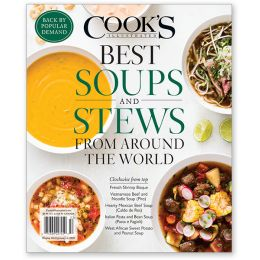 Cook's Illustrated Best Soups and Stews from Around the World