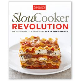 Slow Cooker Revolution