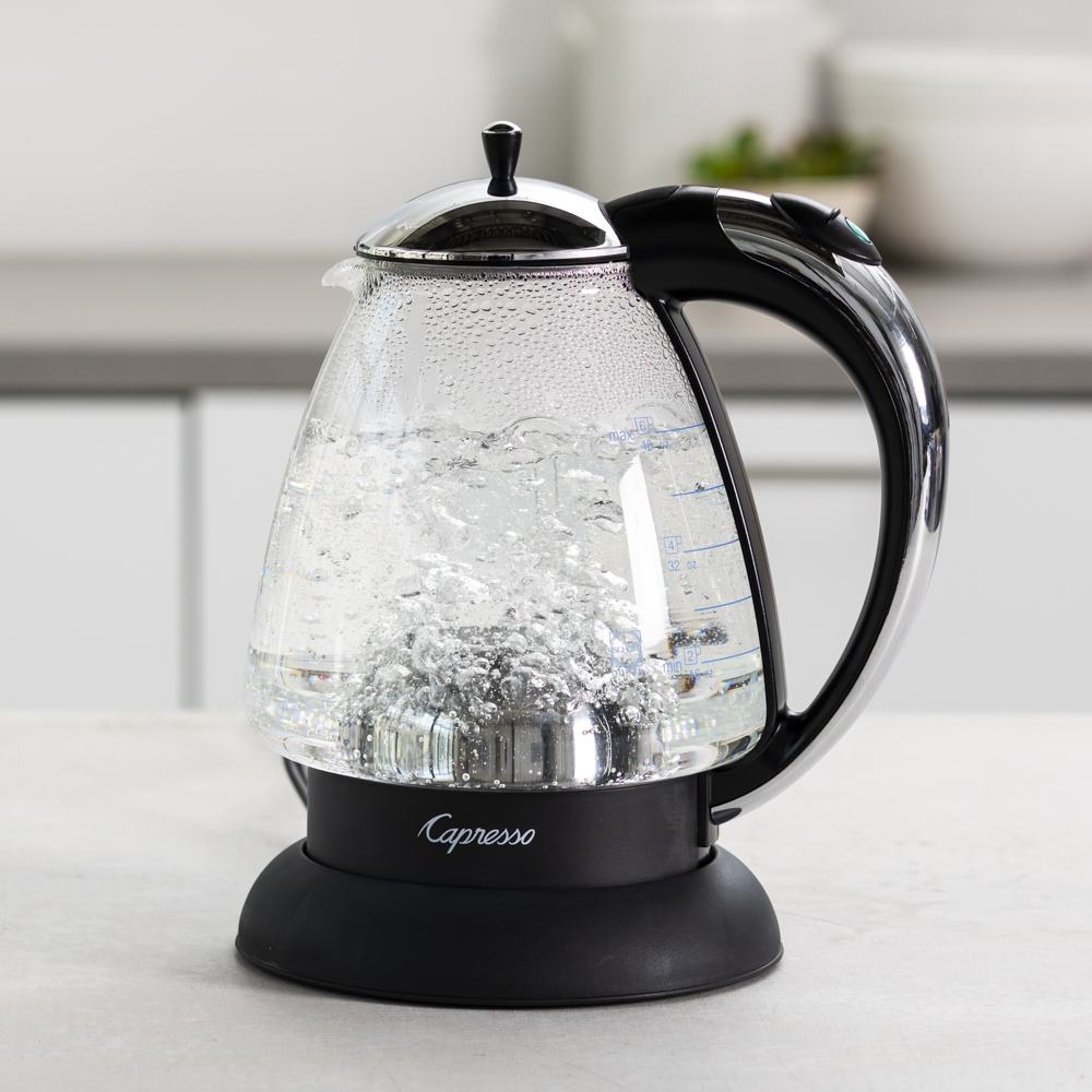 Capresso H2O Electric Kettle