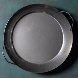 Matfer Bourgeat Black Steel Paella Pans