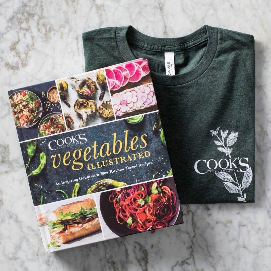 Cook's Illustrated Superfan Bundle