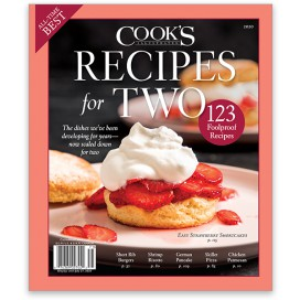All-Time Best Recipes for Two Special Issue