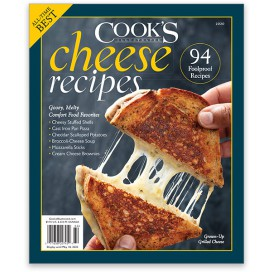 Cook's Illustrated All-Time Best Cheese Recipes Special Issue