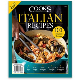 All-Time Best Italian Recipes Special Issue