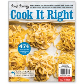 Cook's Country Cook It Right: Cooking School