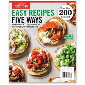 Every Recipe, Five Ways Special Issue