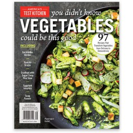 America's Test Kitchen Vegetables Done Right Special Issue