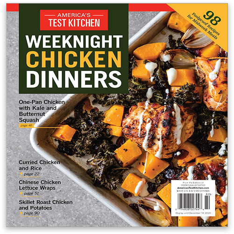 Weeknight Chicken Dinners