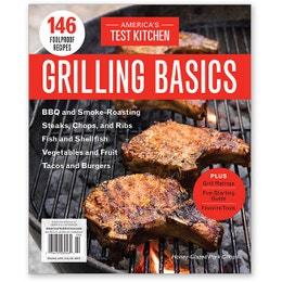 America's Test Kitchen Grilling Basics