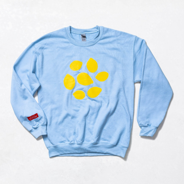 Farmer's Market Sweatshirt: Lemons