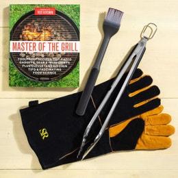Grilling Essentials Kit