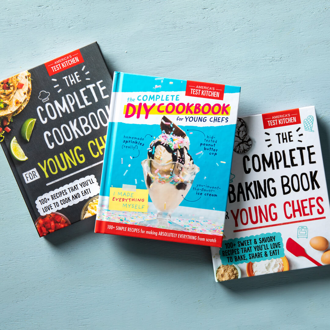The Young Chef Cooking, Baking, and DIY Bundle
