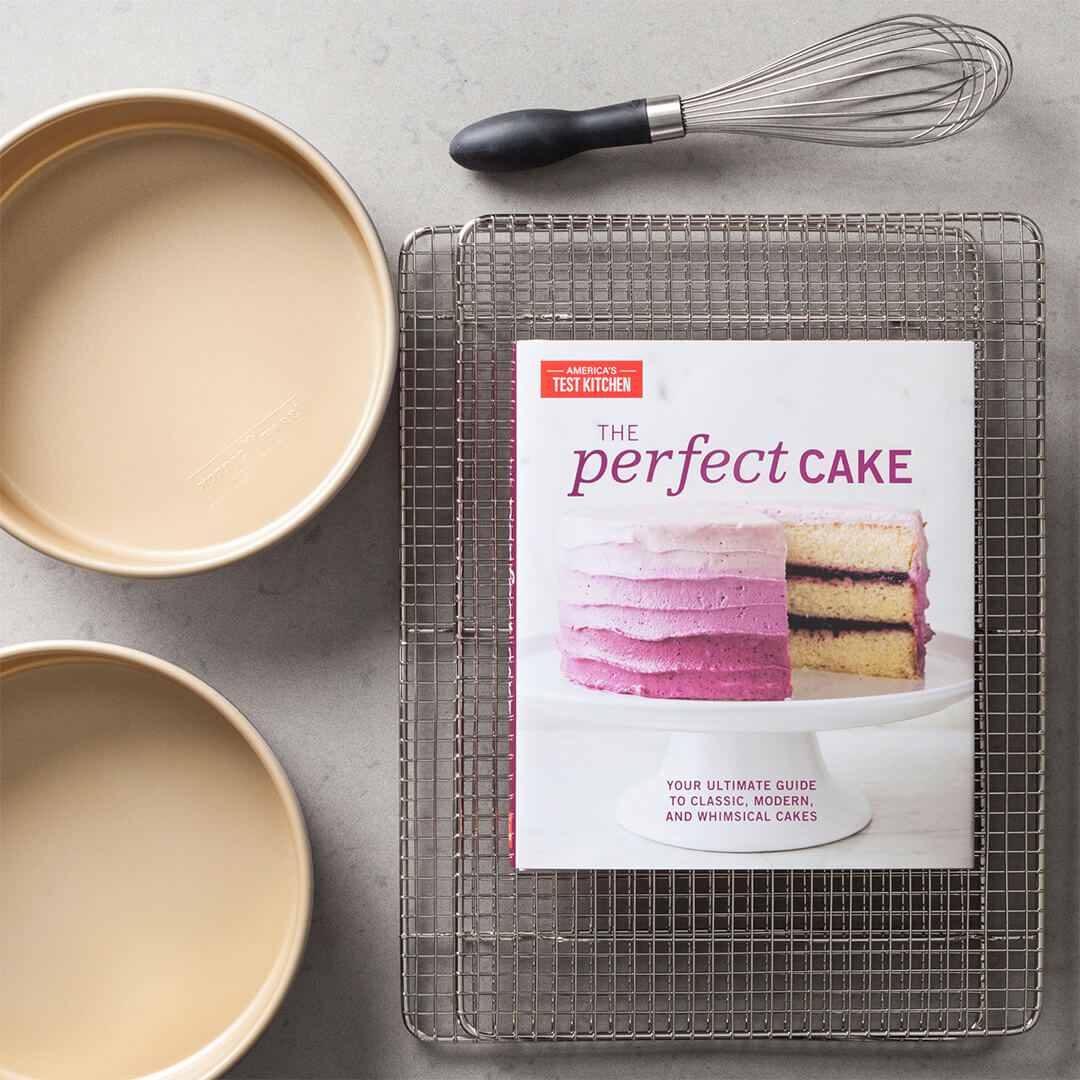 The Perfect Cake Kit