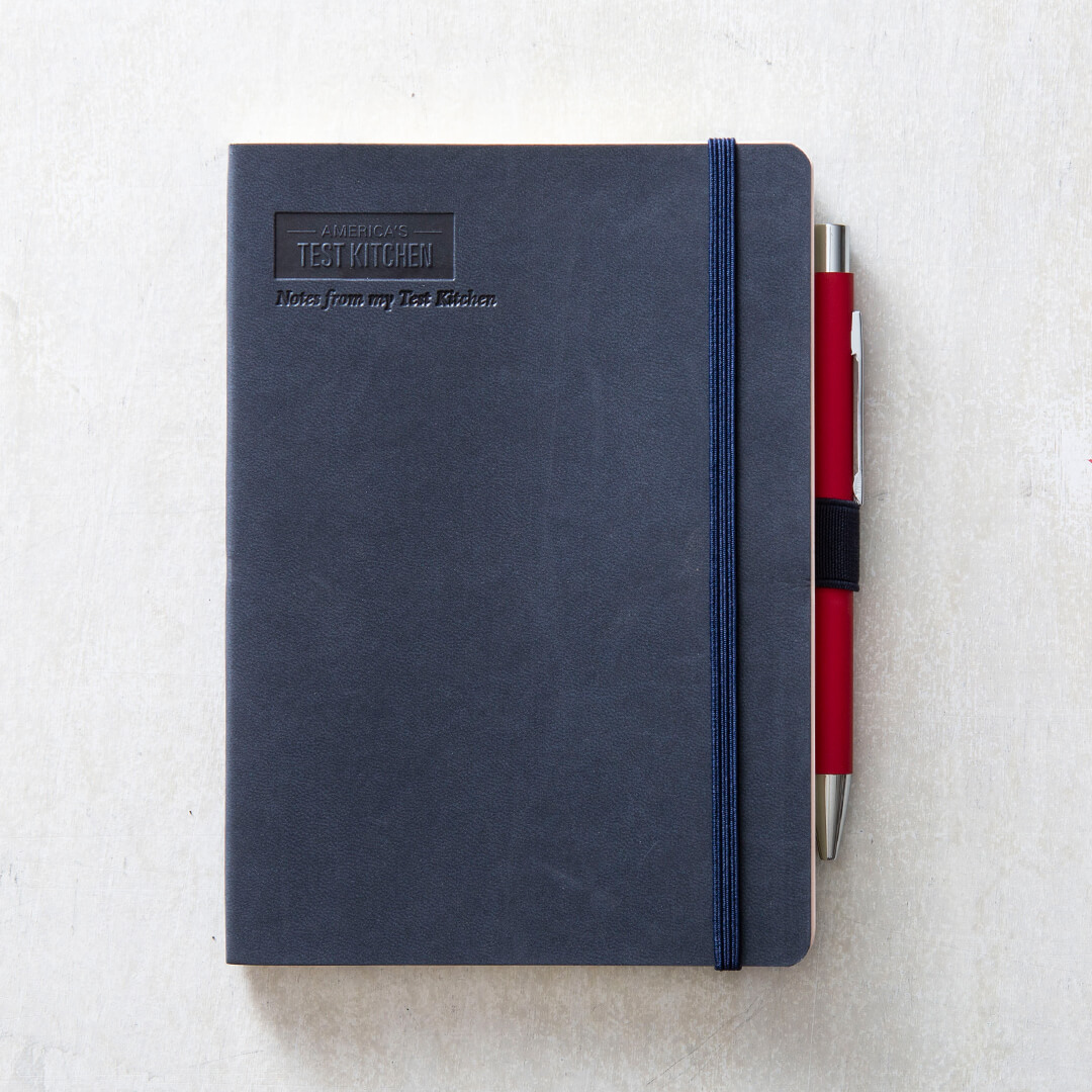 America's Test Kitchen Notebook