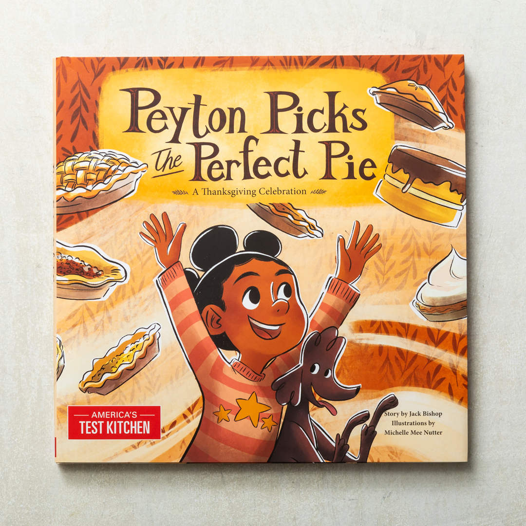 Peyton Picks the Perfect Pie