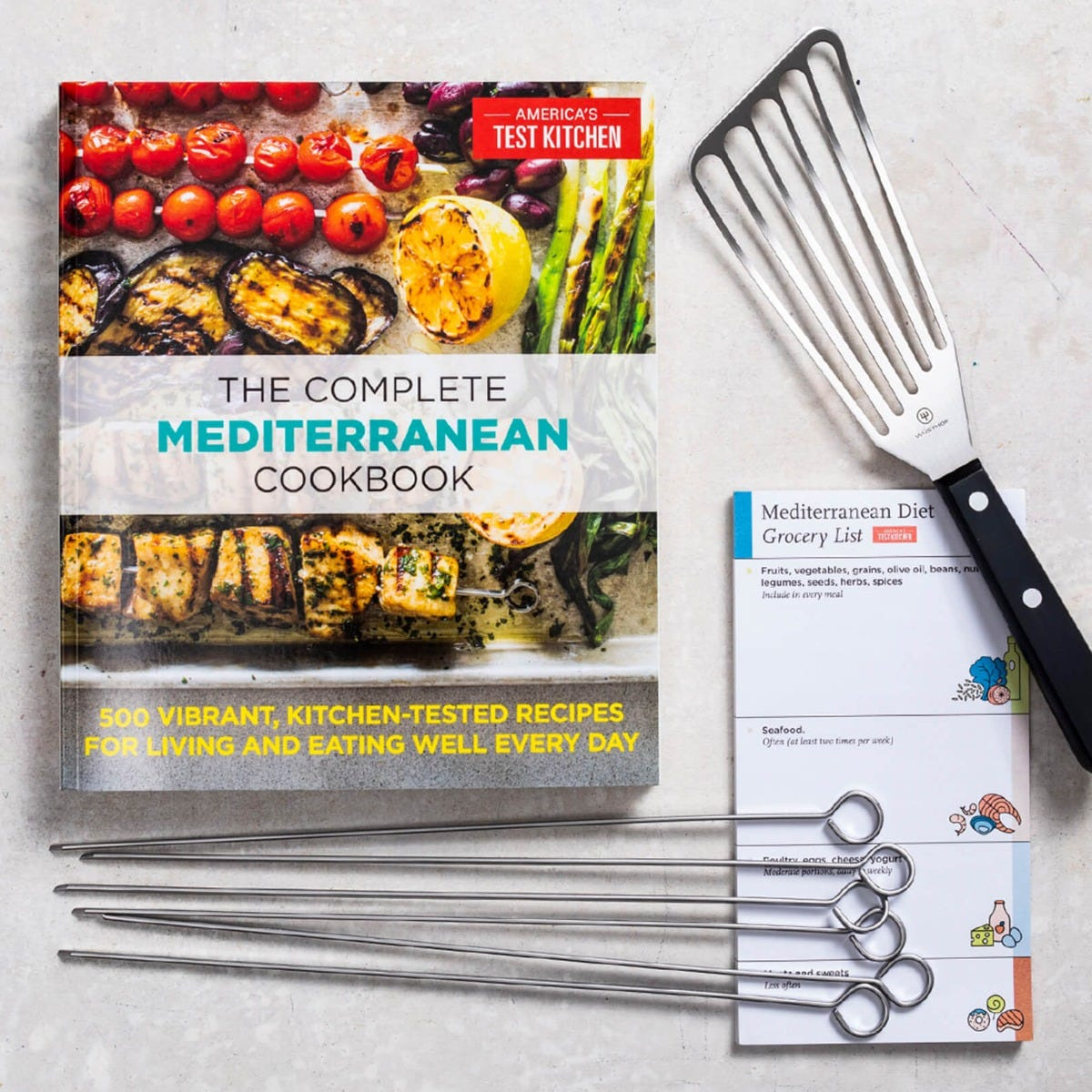 The Mediterranean Kit