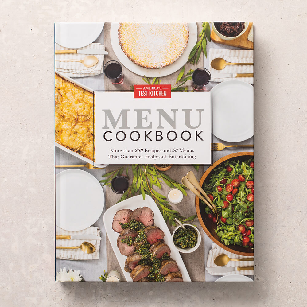 The Menu Cookbook