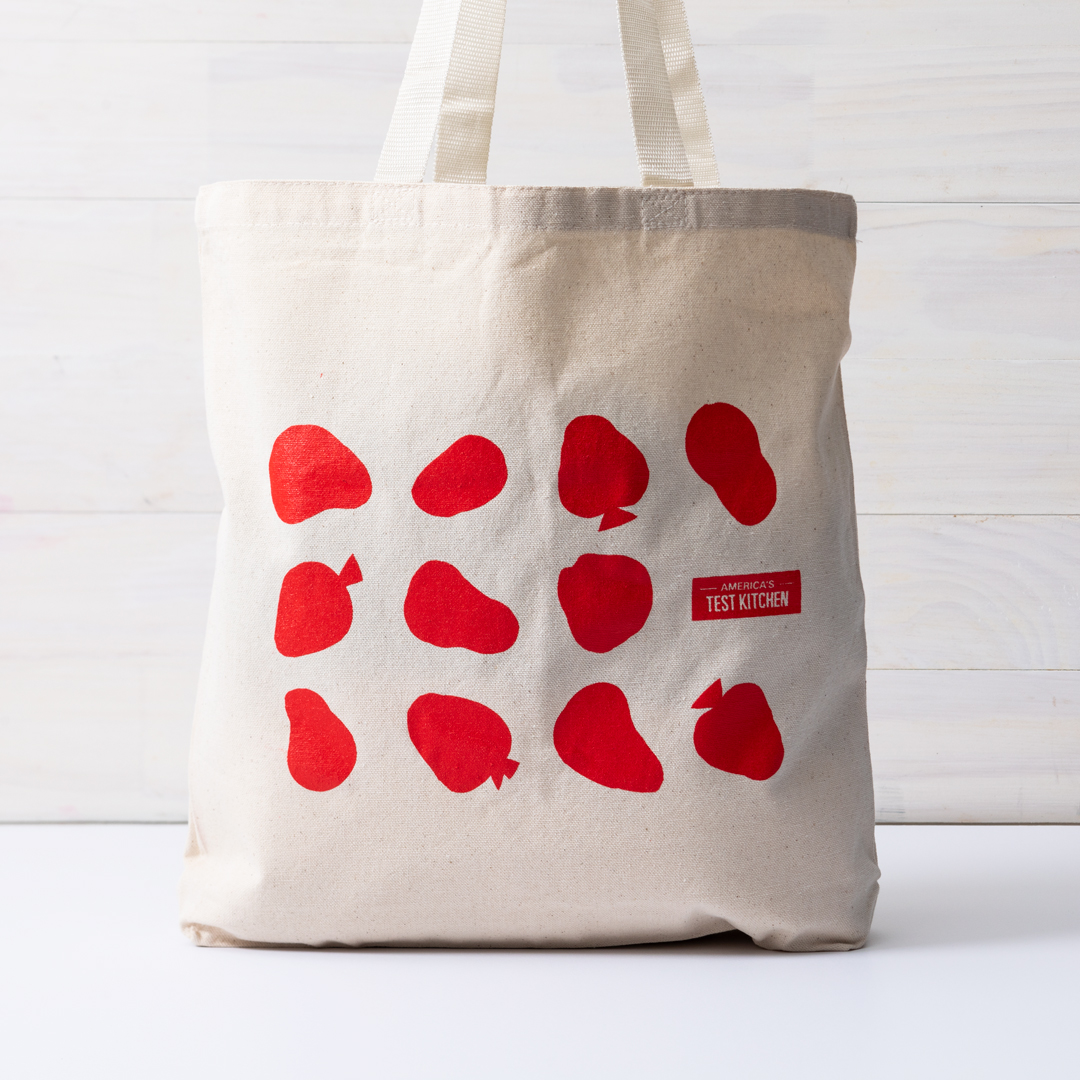 America's Test Kitchen Tote Bag