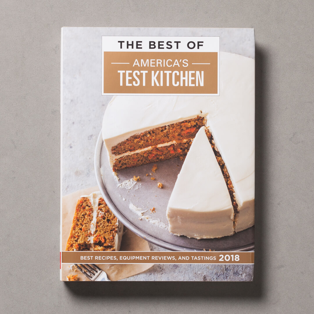 The Best of America's Test Kitchen 2018