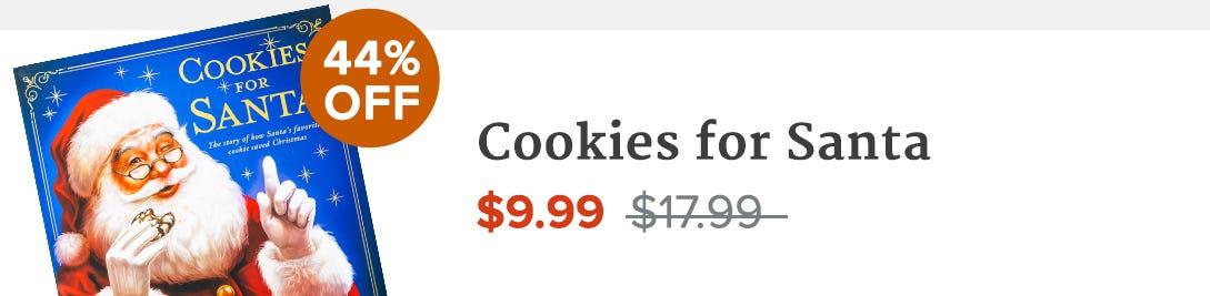 CookiesSanta