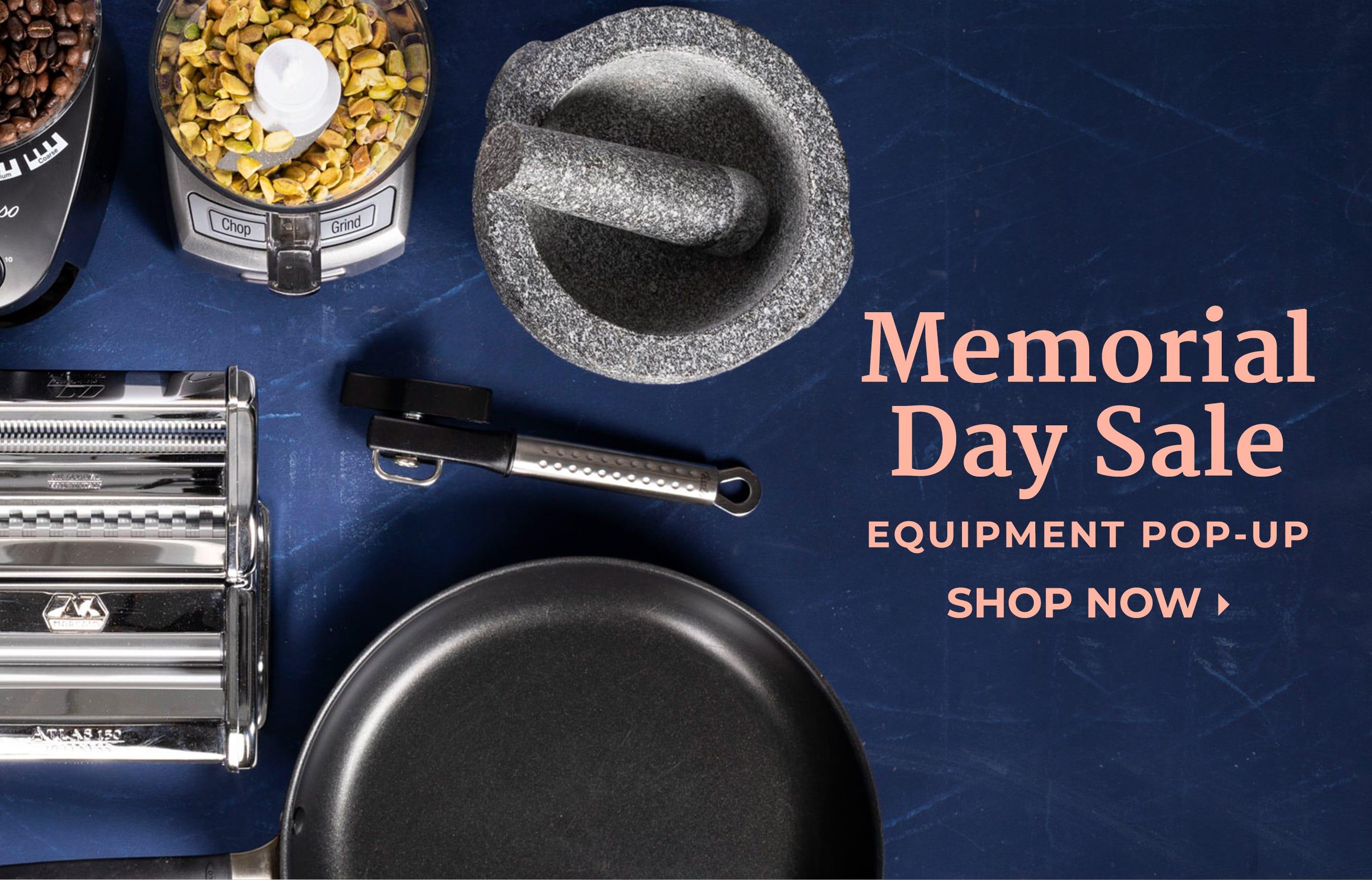 MemorialEquipment