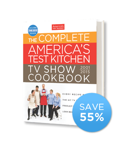 Marvelous The Complete Americas Test Kitchen Tv Show Cookbook Order Form Download Free Architecture Designs Remcamadebymaigaardcom
